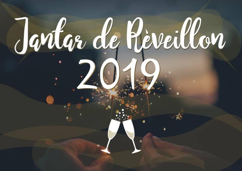 Jantar de Réveillon 2018 no Allia Gran Brasilia