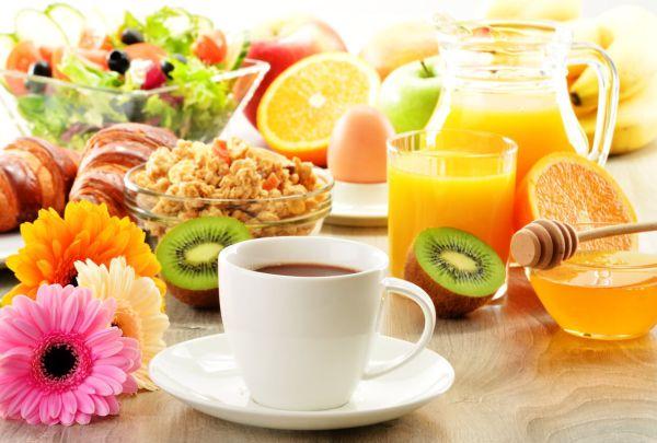 Café da Manhã Cortesia