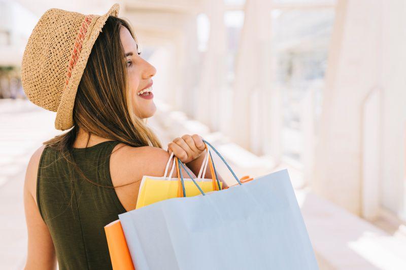 Shopping Terapia: rota de compras a 10 minutos do Hotel