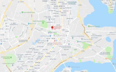 Localize-se! Você conhece as siglas de Brasília?