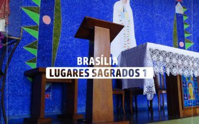 Cinco lugares em Brasília para meditar, rezar e renovar a fé