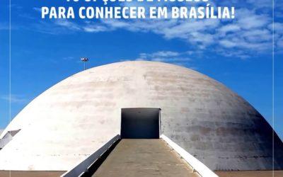 10 museus de Brasília para você conhecer sozinho ou com a família