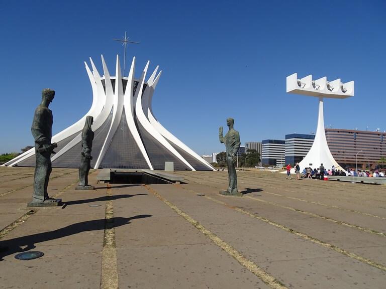 Redondezas da Capital Metropolitana de Brasília