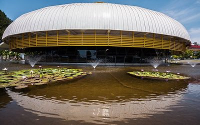 Você sabe o que é o Beijódromo de Brasília?