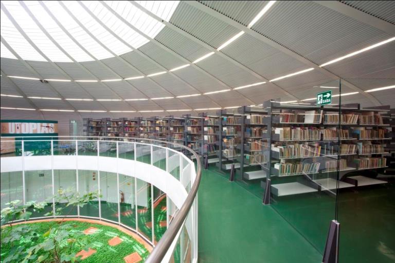 Biblioteca Memorial Darcy Ribeiro