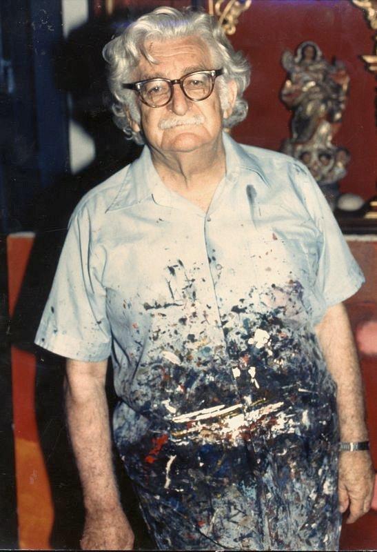 Renomado paisagista Roberto Burle Marx