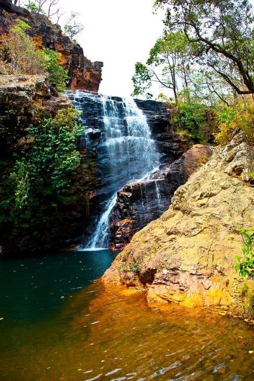Chapada Imperial conta com 30 cachoeiras visitáveis.